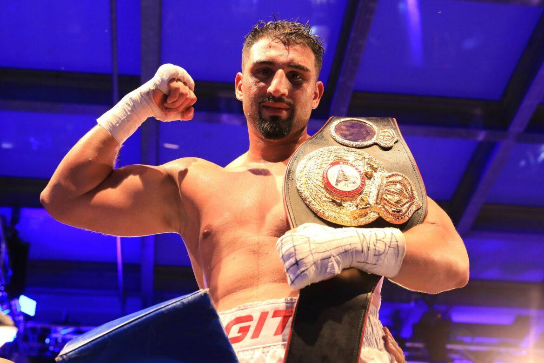WM-Chance: Kabayel boxt wohl gegen Fury
