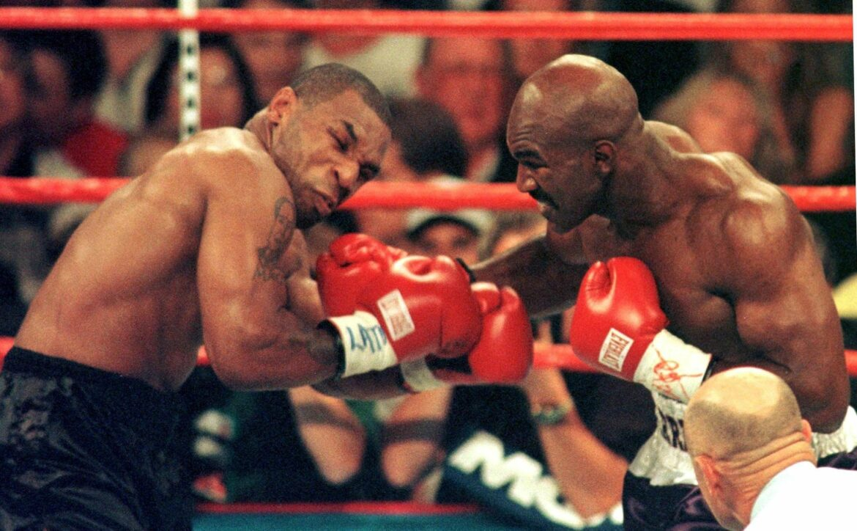 Holyfield bringt dritten Kampf gegen Tyson ins Spiel
