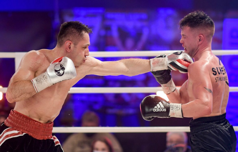 Boxer Sturm hat nichts verlernt: Jetzt will er die Giganten