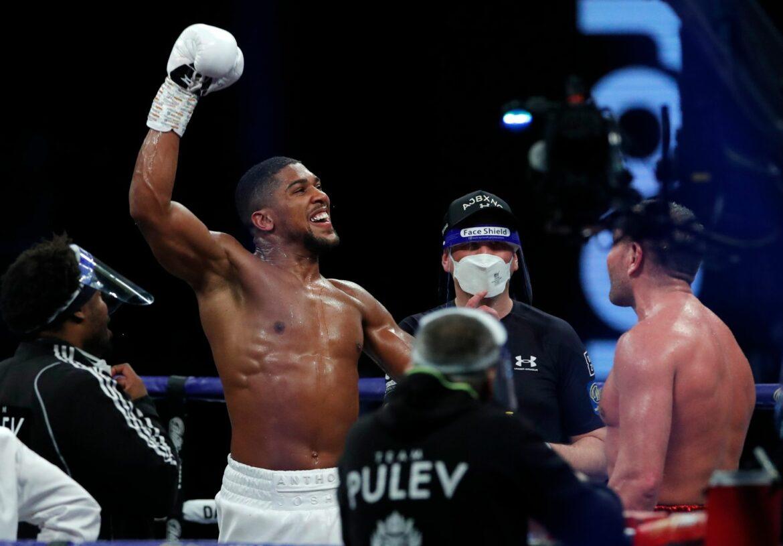 Box-Promoter bestätigt WM-Fight Joshua gegen Fury