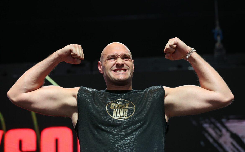 Fury bestätigt Kampf gegen Joshua am 14. August