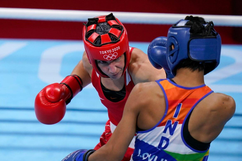 Boxerin Apetz scheidet in Tokio in erster Runde aus