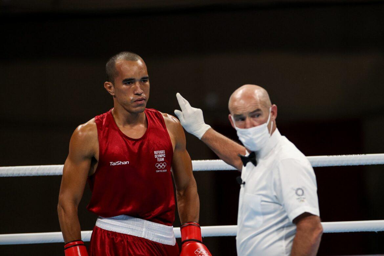 Nach Olympia heimatlos: UNHCR sucht Lösung für Boxer Sella