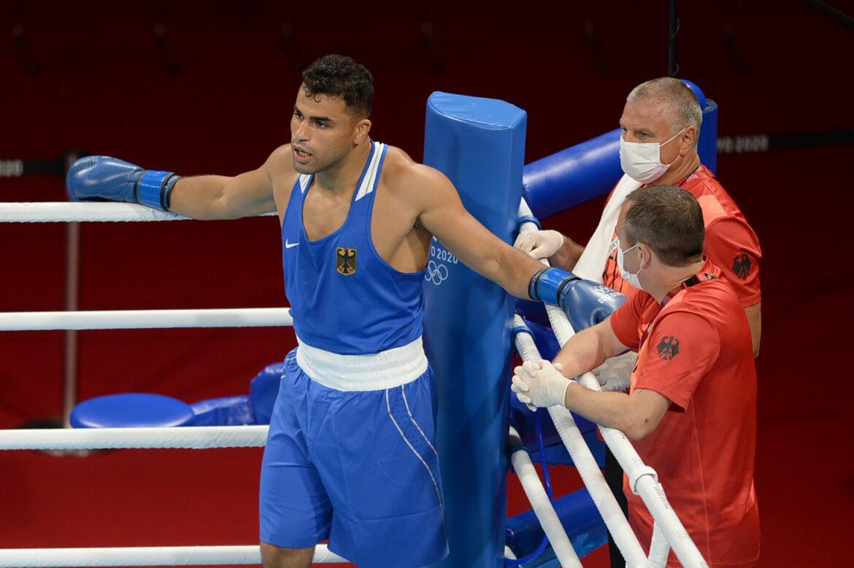 Keine Medaille: Boxer Abduljabbar in Tokio Fünfter