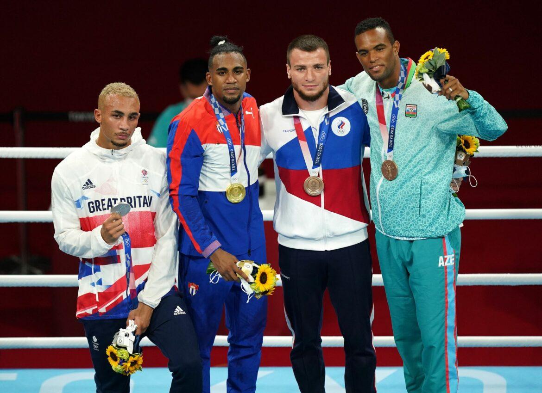 Boxer steckt Silber in die Tasche: «Wie ein Versager»