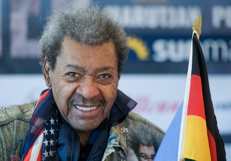 Strippenzieher mit Starkstromfrisur: Don King wird 90