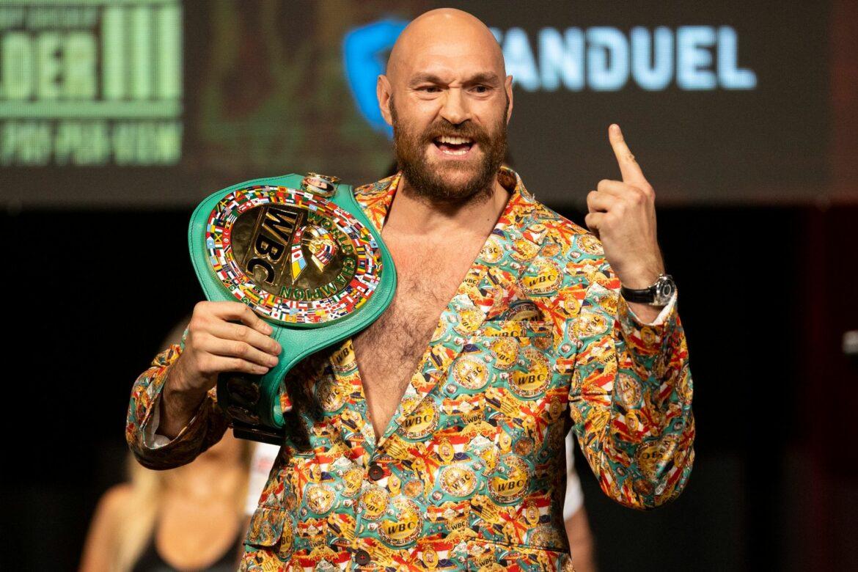 Wieder gegen Wilder: Fury «zwischen Genie und Wahnsinn»