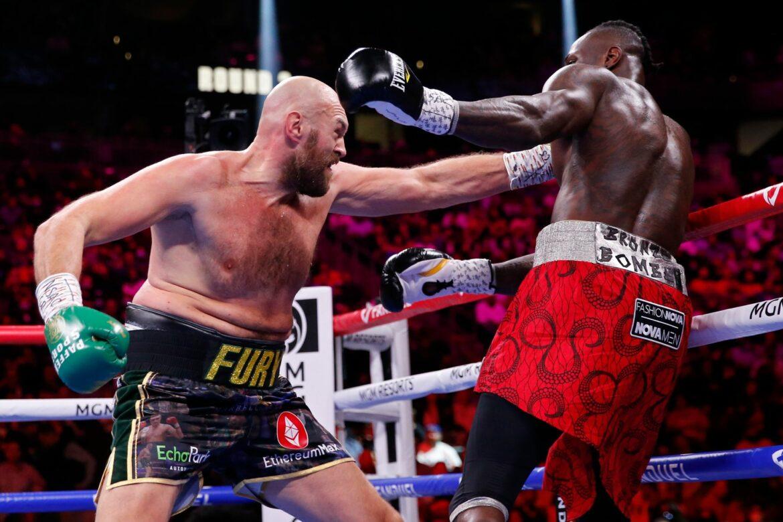 Fury verteidigt mit K.o.-Sieg WM-Titel in Las Vegas